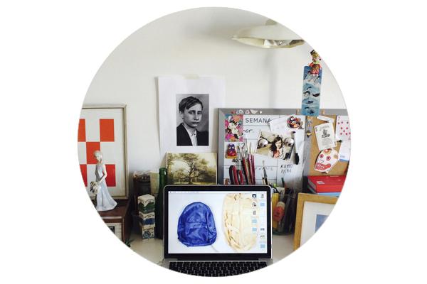 Mi Escritorio: Edith Espinoza