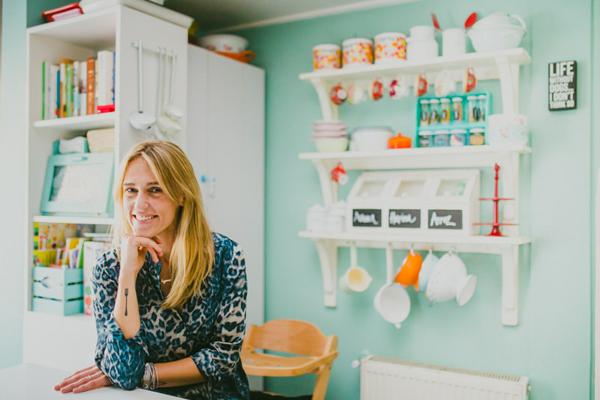 Virginia Demaria, chef