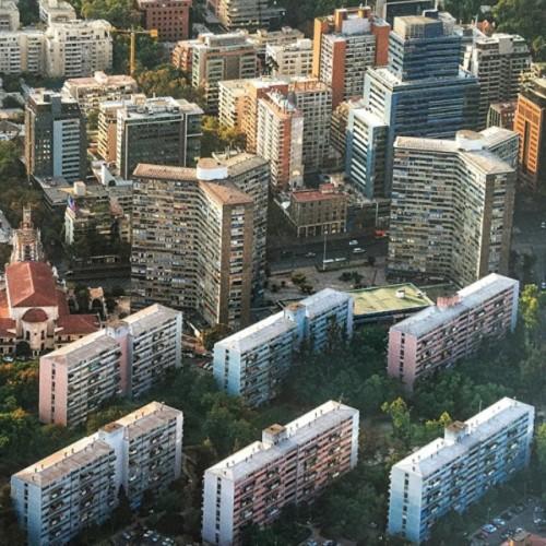 Barrio Unidad Vecinal de Providencia: de vuelta a la ciudad jardín