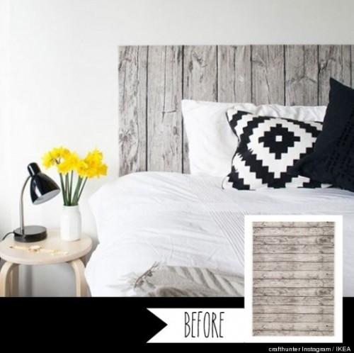 9 antes y después con muebles básicos