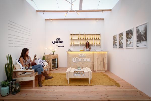 Cerveza Corona y LaPlaza se unen en proyecto de diseño