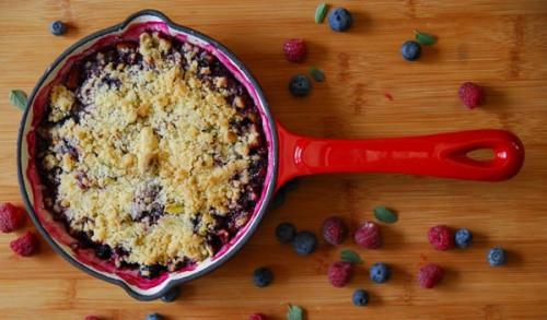 Dos simples recetas con Brann Cookware