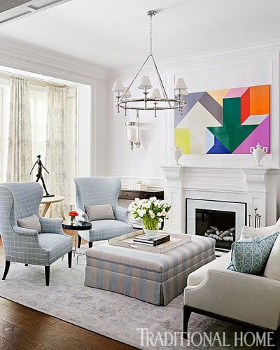Conoce la casa de Giuliana Rancic en Chicago