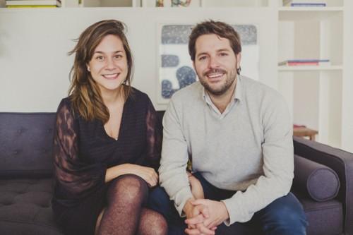 Francisca Marti y Javier Cabezón, abogado y arquitecto