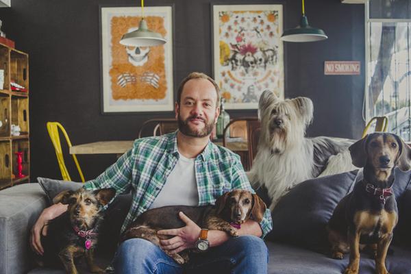 Oscar Peralta, psicólogo y coach