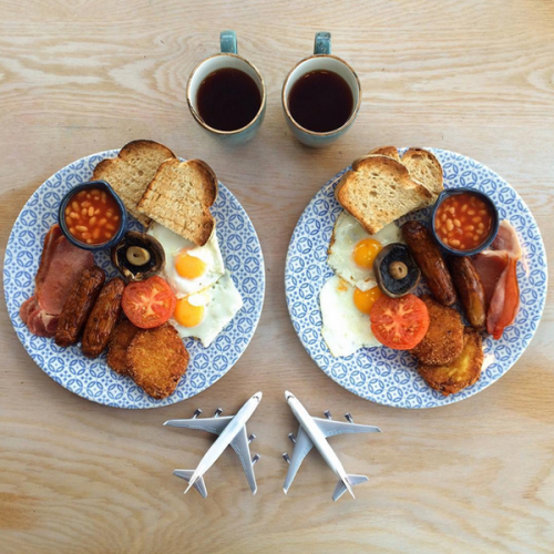 Instagram love: SymmetryBreakfast
