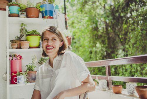 Montserrat Brandan, artista visual y gestora cultural