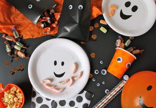 Hazlo tú mismo: caras divertidas para Halloween
