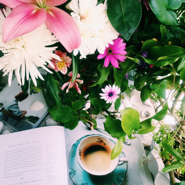 Decorar con flores a granel