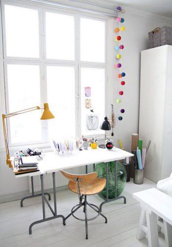 Decoración: espacios coloridos y alegres