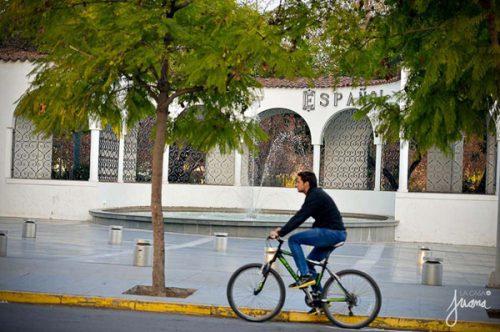 Barrio La capitanía: una gran plaza