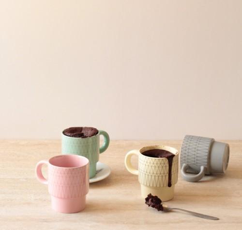 Receta: mug cake de chocolate