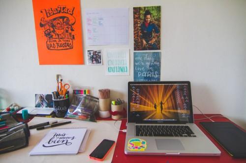 Los 6 escritorios más lindos del 2015