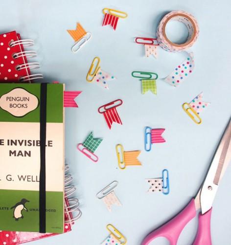 Ideas con sobras de papel de regalo