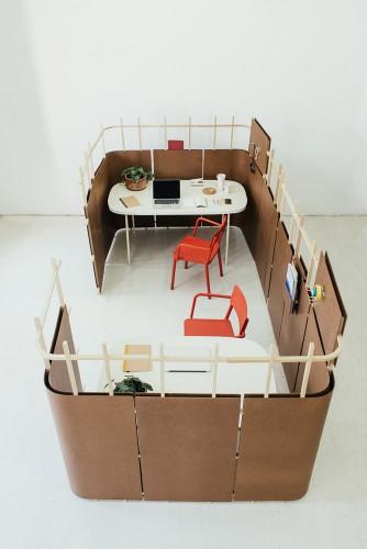 Ensamble: nuevo uso del cholguán por The Andes House + Arauco