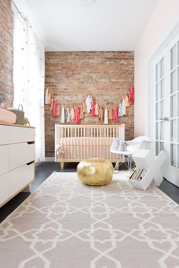 Hermosos dormitorios para bebes