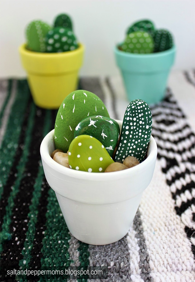 11 formas de incorporar los cactus a tu decoración