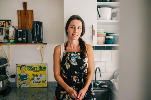 Josefina Piriz, chef en Farina