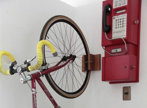 DIY: Porta bicicletas de pared