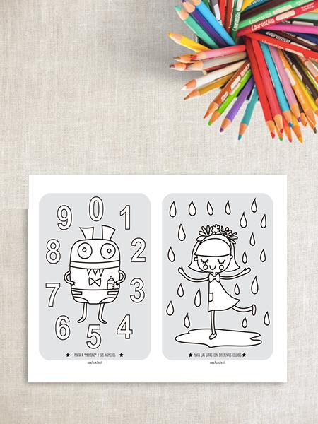 Descarga Gratis Libro Para Colorear De Humita Depto51 Blog