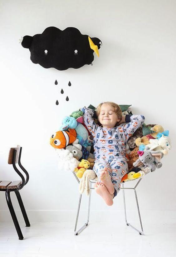 Ideas divertidas para el dormitorio de tus niños