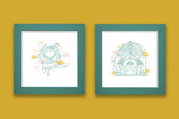 Descarga Gratis: Ilustraciones de Paloma Moreno
