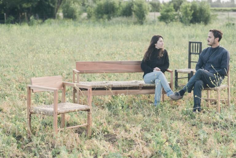 Mueble Campesino por Sebastian Erazo y Sofía Bustamante