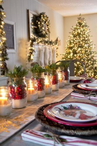 Ideas para tu mesa en esta navidad