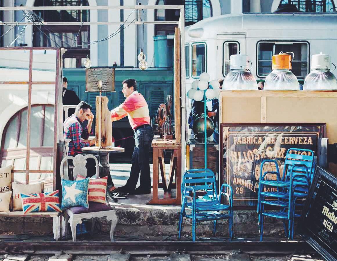 6 flea markets del mundo que vale la pena conocer
