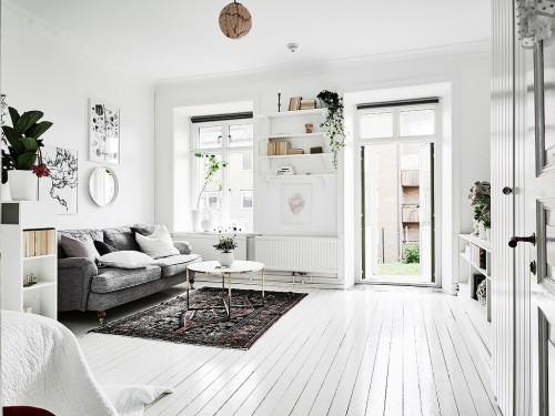 Hermoso estudio en Suecia