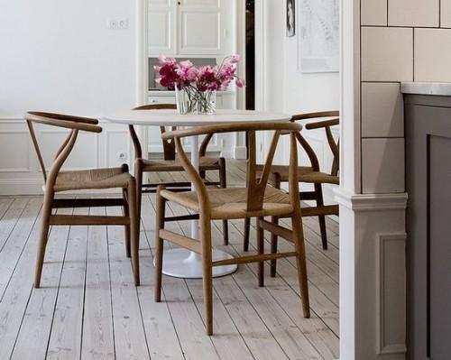 ¿Conoces el nombre de estas sillas de diseño?