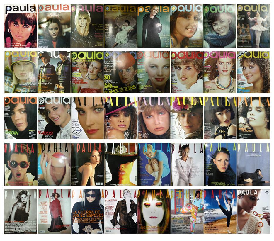 50 años de la Revista Paula, registro visual y cultural de la mujer moderna