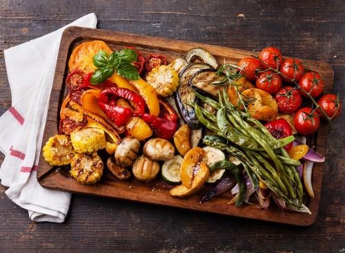 10 ideas para un buen asado vegetariano