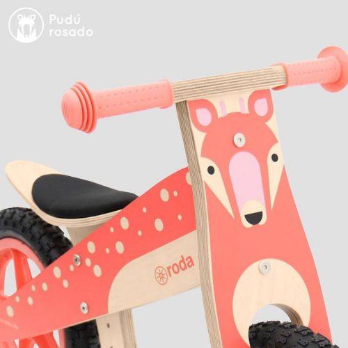 Estas son las nuevas bicicletas de madera Roda