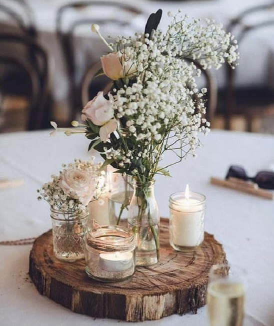 Ideas Para Matrimonio Rustico : Matrimonio rústico cómo decorar depto