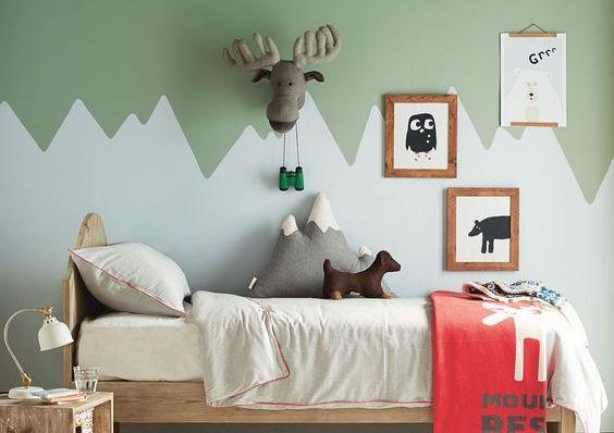 Divertidos y hermosos dormitorios para niños