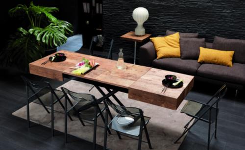 8 muebles funcionales ideales para espacios pequeños