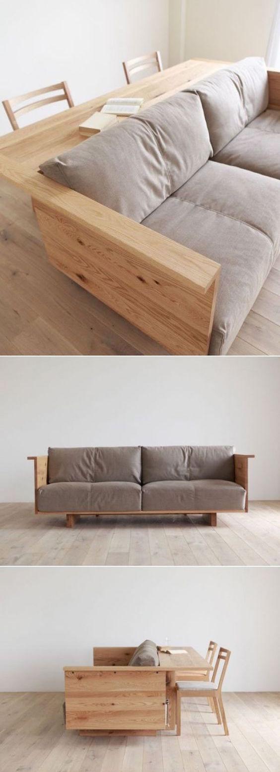 8 muebles funcionales ideales para espacios peque os - Metro cuadrado muebles ...