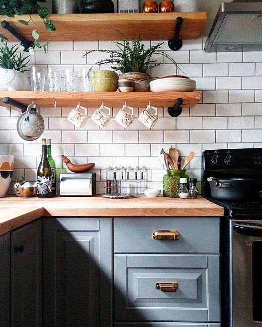 Muebles De Cocina Descubre C Mo Combinar Sus Materiales