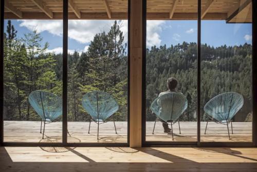 11 Airbnb que no creerás que están en el sur de Chile
