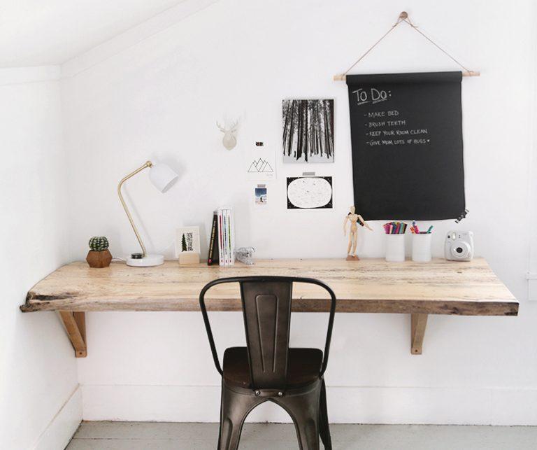 5 muebles baratos que puedes hacer tu mismo