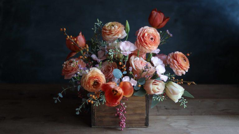 Flores a domicilio: 7 florerías que siempre nos salvarán