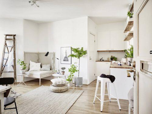 8 Ideas para acomodarte en una casa pequeña