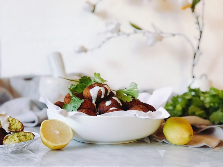 Receta Falafel por Cabro Cocina