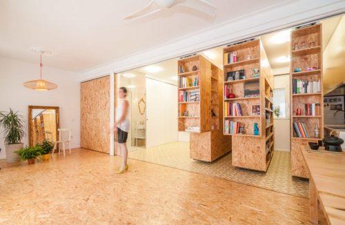 7 Muebles que puedes construir con tableros OSB
