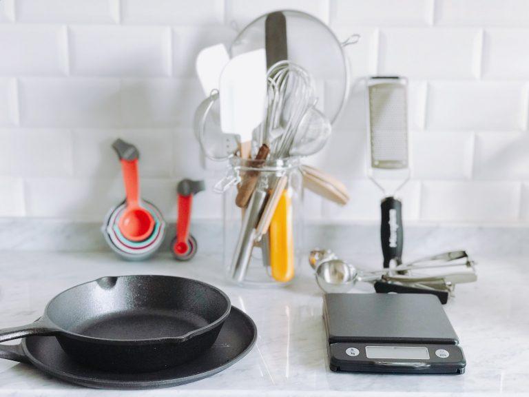 Los utensilios indispensables a la hora de cocinar, por Cabro Cocina