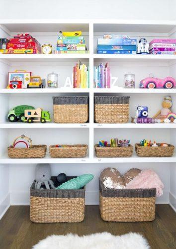 La magia del orden: Cómo lograr la organización de juguetes