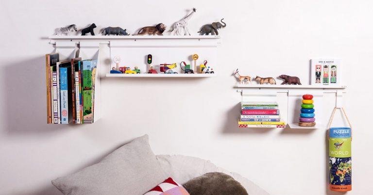 Organiza todos los espacios de tu casa con las repisas Alza Sistema