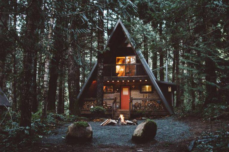 8 Casas en A (de Airbnb) que si vas, no vas a querer volver jamás
