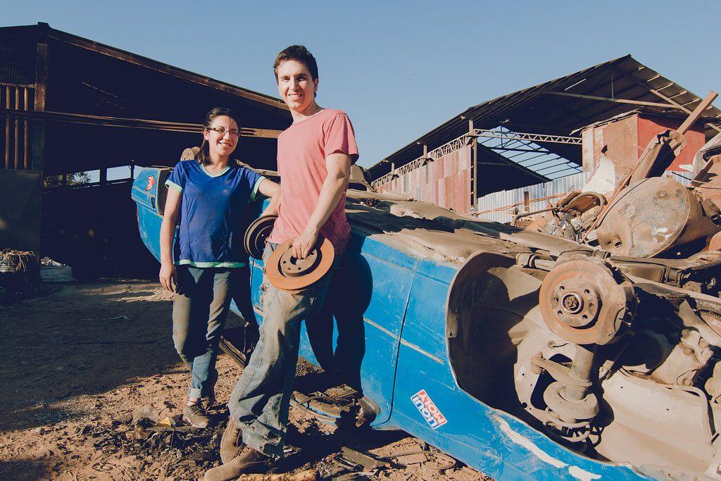 Estos emprendedores sustentables están usando tu basura para hacer sus productos (y son muy cool)